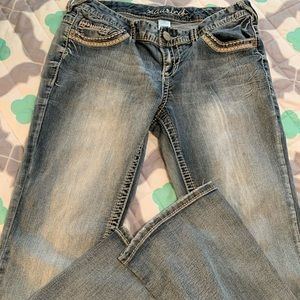 Maurices preowned 7/8 stretchy jeans